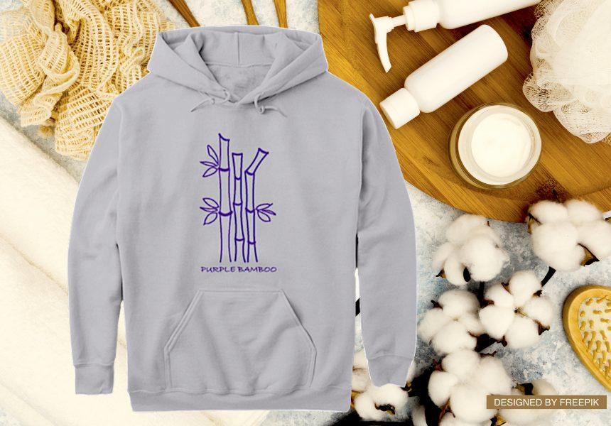 spa hoodie