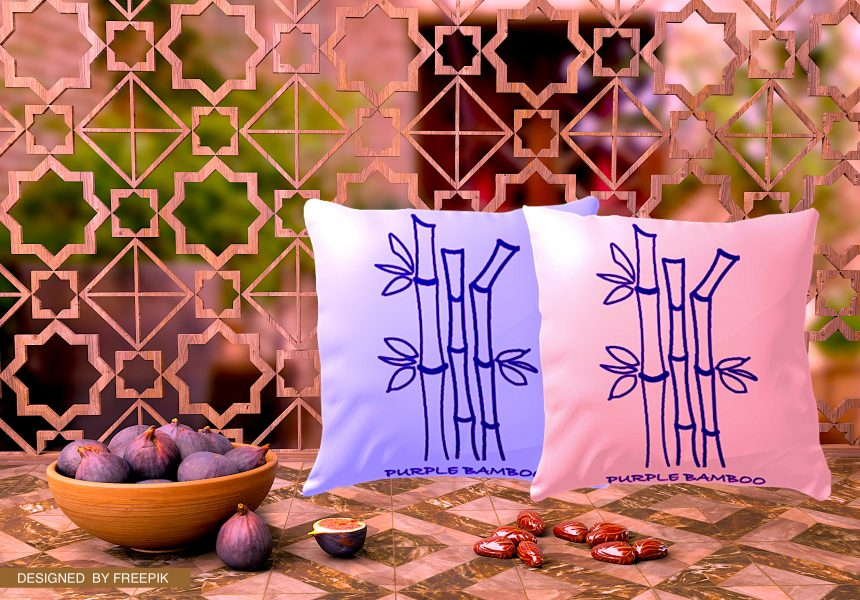 table pillows